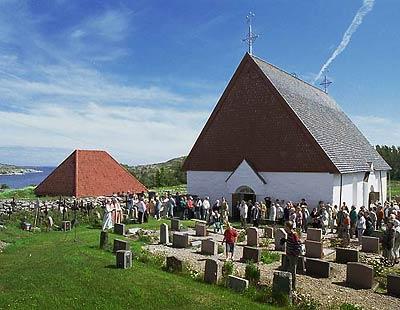 Kokar Church Kyrkor Ax